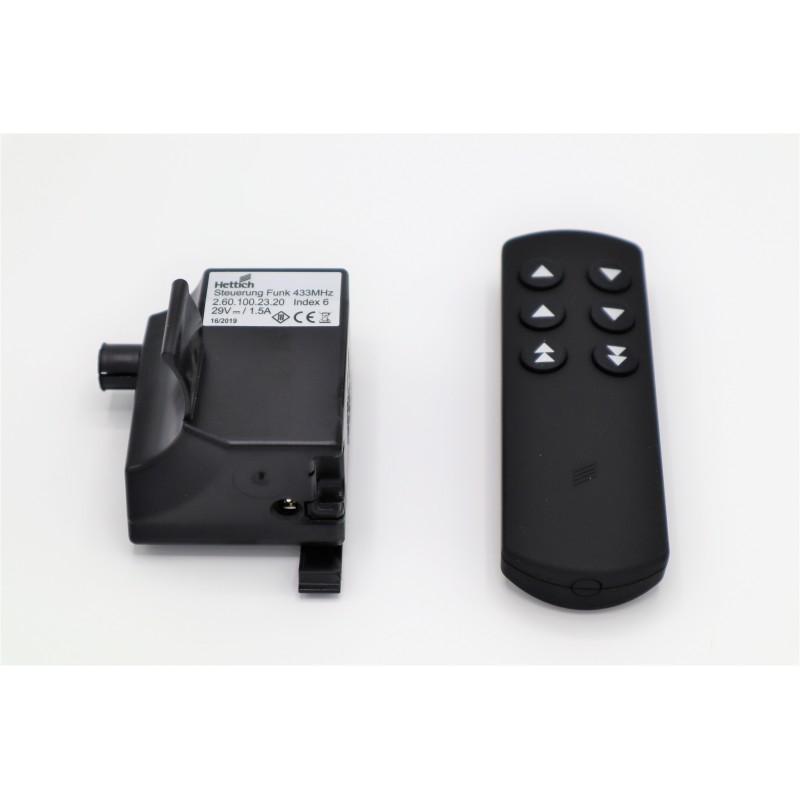 wireless remote control + radio card Hettich